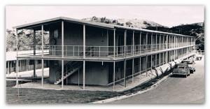 Murray Barracks Sergeants Mess - 1968