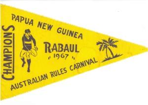 1967 champions flag