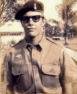 Sgt. Martin Forbes (1972-74)