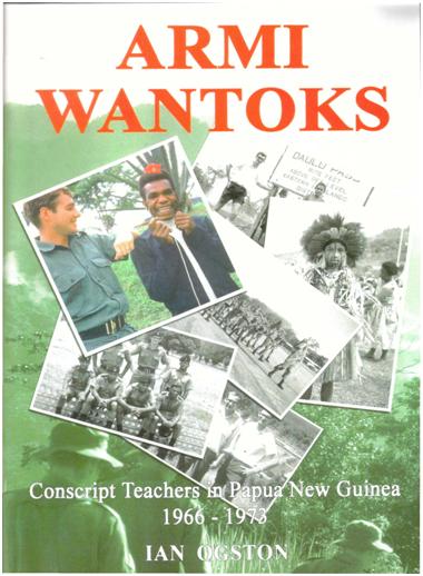 Chalkies' publication, 'Armi Wantoks'