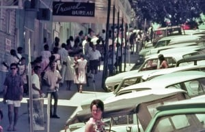 Port Moresby street - 1968