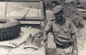 John Mudi - transport driver