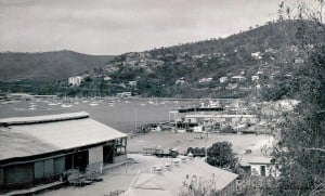 Marine Base Port Moresby waterfront