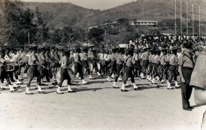 Police Band at the South Pacific Games