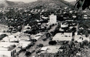 Port Moresby from Paga Hill