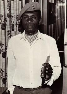 Sgt.Togalua Pioneer - Tolai