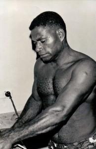 St. Sgt. Willi Kana - Sp Company from Manus