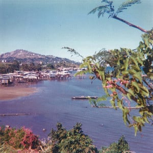 Hanuabada Village near Port Moresby