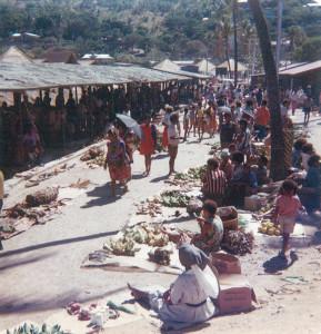Koki Market, Port Moresby