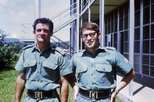 026 Capt. Dick Robertson and Sgt. Andrew Remenyi