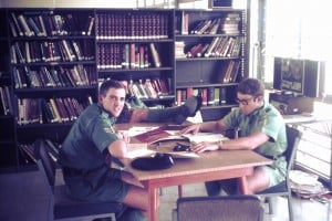 027 Sgts. Hugh Wilkinson and Andrew Remenyi