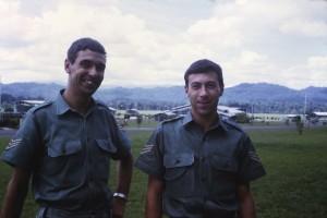 029 Sgts. Les Rowe and David Pollock
