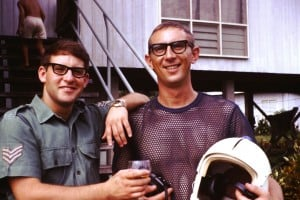 030 Sgt. Andrew Remenyi and WO2 Bob ?