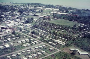 056 Aerial view of Lae