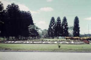 064 Memorial Cemetery at Popondetta