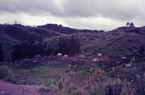 071 Goroka village