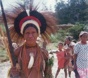 Goroka woman