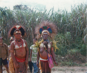 Goroka women