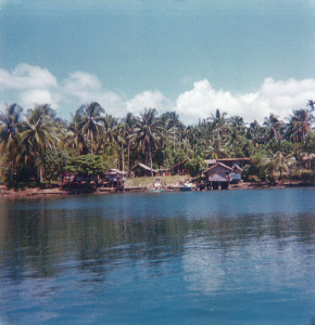Madang Harbour