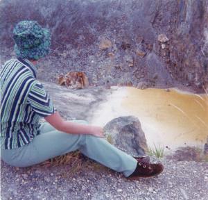 Matupit Volcano
