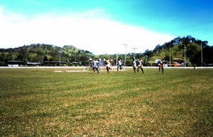 Start 440 yards