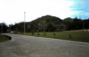 C Coy Parade Ground