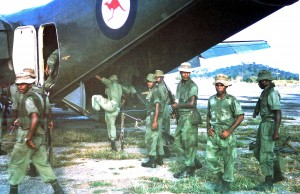 Sgt Tribuna, D Coy 1PIR