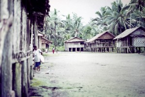 Another village