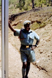 Sgt Peter Karake