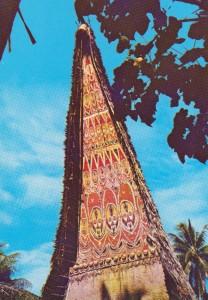 Haus Tamboram, Maprik, East Sepik