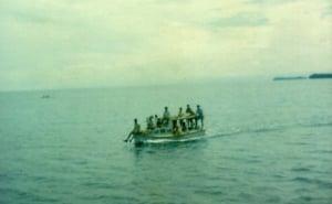 Bismark Sea Boat