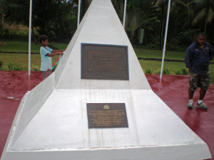 Cape Wom Memorial