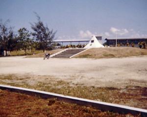 Cape Wom Memorial, 1973