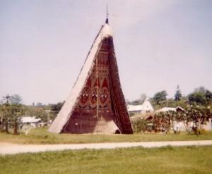 Maprik Haus Tamgeran,  1972