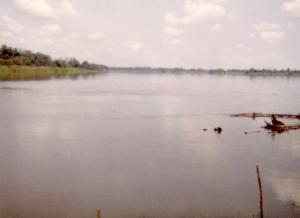 Sepik River, 1972