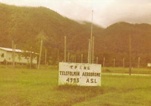 Telefomin Airstrip