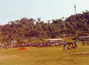 Vanimo Market