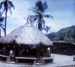 Hagen Haus in 1973
