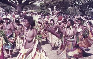 Port Moresby Sing Sing, 1974