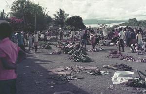 Wewak Market
