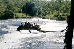 Brown River