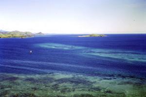 Near Port Moresby