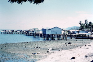 Village near Port Moresby