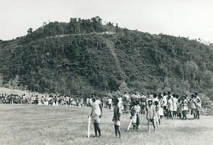 Around Pindiu Strip (Highlands N.G.) 1968