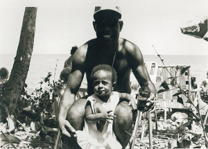 CSM Herman with daughter Matilda Herman