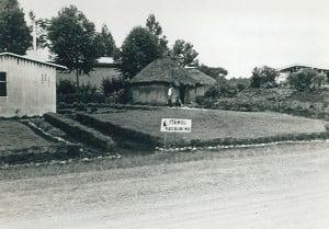 Haus Itambu, place Bilong Wok. Mt Hagen