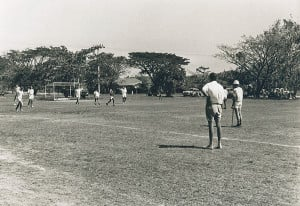 Men's Hockey Competition, Port Moresby in 1968. PIR vs Wantoks