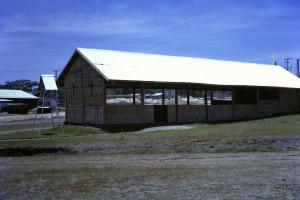 The Army Chapel at Murray Barracks circa 1967